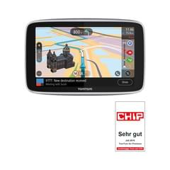 TomTom Go Premium 6 World Lifetime Maps & Traffic